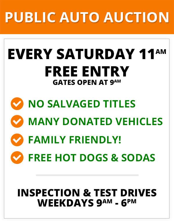 Public Auctions Near Me >> Auto Auction Of San Diego Public Auction Saturday