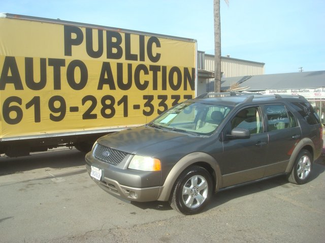 2005 ford freestyle sel auto auction of san diego. Black Bedroom Furniture Sets. Home Design Ideas