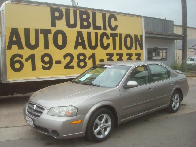 2003 Nissan Maxima Se Auto Auction Of San Diego