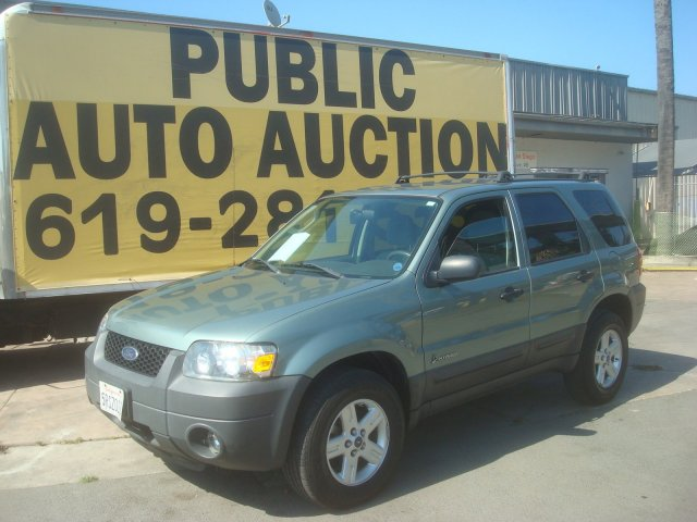 2005 Ford Escape Hybrid Auto Auction Of San Diego